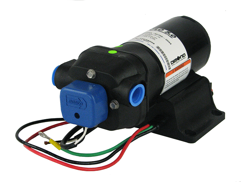 Jabsco 42755 0394 Vflo Constant Pressure Water System